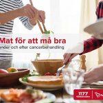 Folder Mat under och efter cancerbehandling